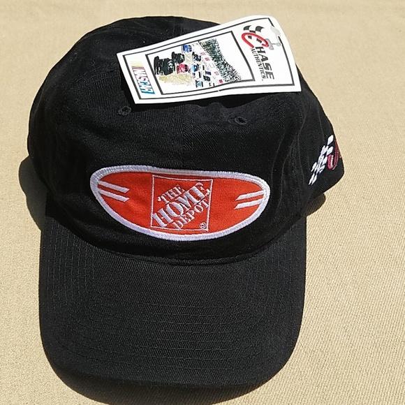4b90523a6bd6c NWT Home Depot  20 Tony Stewart NASCAR cap